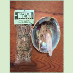 Sage Spirit Sweetgrass and Sage