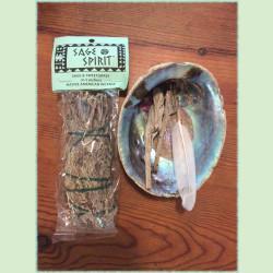 Sage Spirit Sweetgrass and Sage