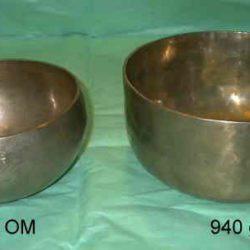 Tibetan and Himalayan 7 Metal Singing Bowls - Mountain