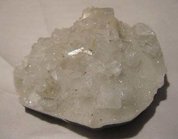 Zeolite Crystal Cluster
