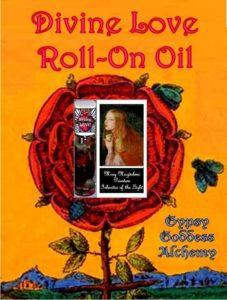 Divine Love Roll On Oil by Gypsy Goddess