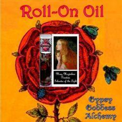 Divine Love Roll On Oil by Gypsy Goddess