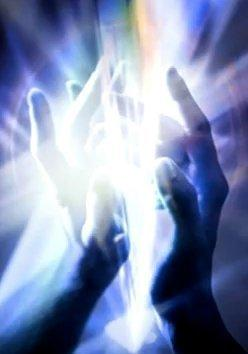 Reiki Energy Hands