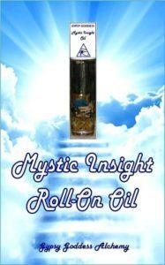 Mystic Insight Roll On Oil by Gypsy Goddess