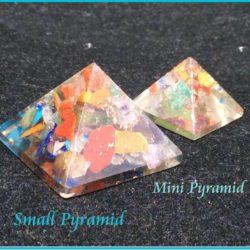 Orgone Pyramids at MVC