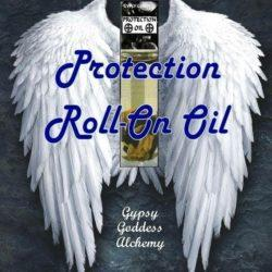 Protection roll On Oil by Gypsy Goddess