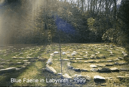 Otto Labyrinth in 1999