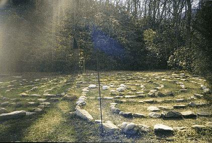 Labyrinth Park and Blue Fairy