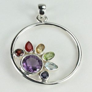Good Day sunshine Chakra Pendant