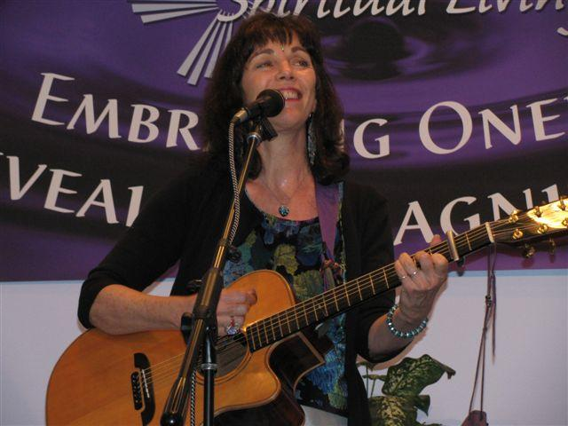Elaine Silver in Concert