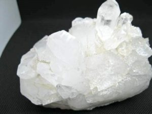 Large Lemurian Seed Crystal Cluster
