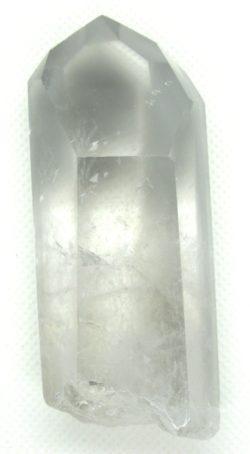 Cray chlorite quartz crystal