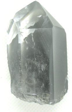 Gray chlorite phantom crystals