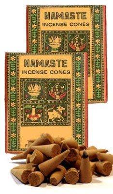 Namaste Cone Incense