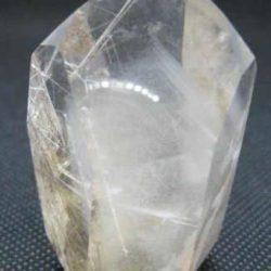 Rutilated Phantom Crystal