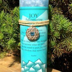 Joy candle at MVC
