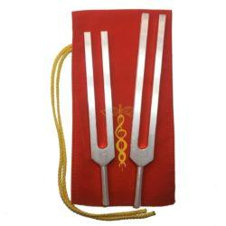 The MOSES CODE Tuning Forks™ from Jonathan Goldman