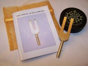 Pineal Activator Tuning Fork Kit