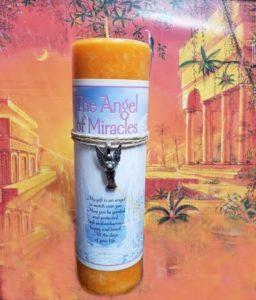 Angel of Miracles Candle