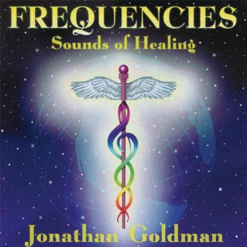 Frequencie - Sounds of Healing CD by Jonathan Goldman