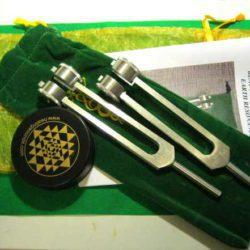 Gaia body tuning forks by Jonathan Goldman