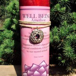 Well-being Candle at MVC