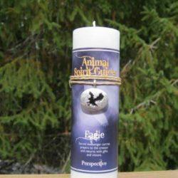 Animal Spirit Eagle Candle