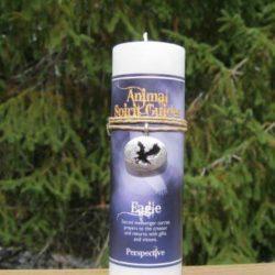 Animal Spirit Eagle Candle