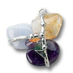 Chakra Balancer Gemstone Amulet