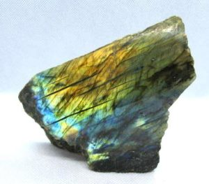 Labradorite Sculpture partailly polished