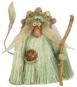Lady of the Forest handcrafted Troll