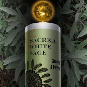 White Sage 80 hour burn candle