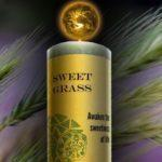 Sweet grass 80 hour burn candle