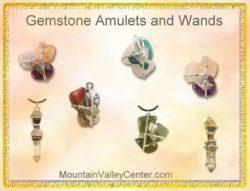Gemstone Amulets