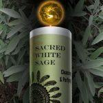Whie Sage Candle by Coventry Creations