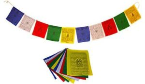Small Windhorse Prayer Flags