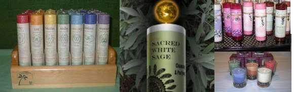 Scented Candles for Relaxation, Meditation, Ritual and Aromatherapy Healing