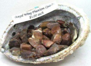 Angel Wing Phantom Quartz for $1.00