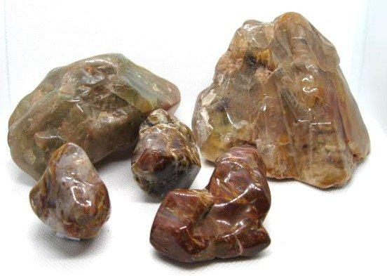 Beautiful Angel Wing Phantom Quartz Crystals