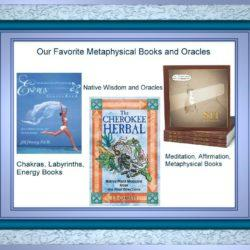 Our Favorite Metaphysical Books and Oracles