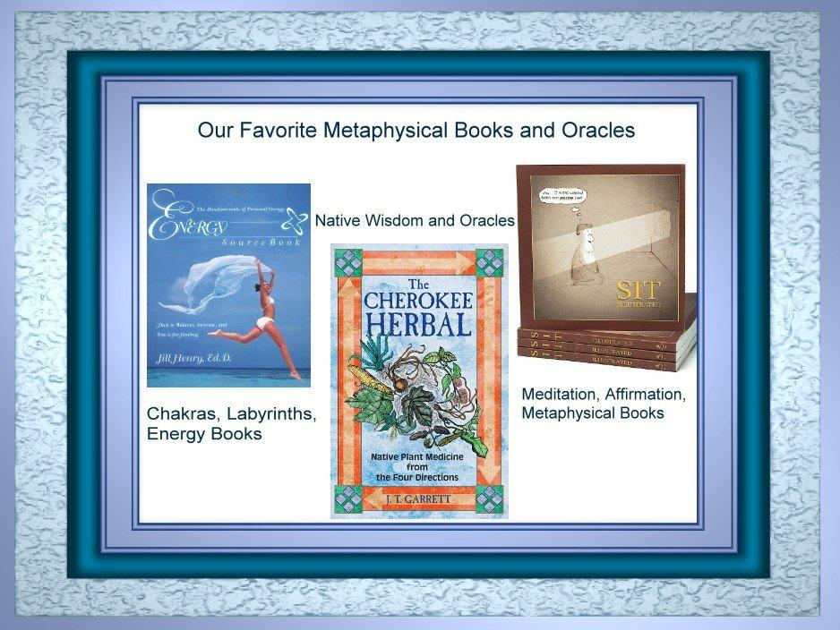 Our Favorite Metaphysical Books