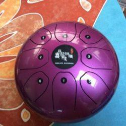Himalaya Blessing Melody Drum Purple