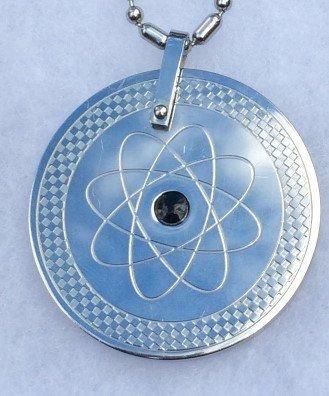 Scalar Energy Grounding Wellness Pendant