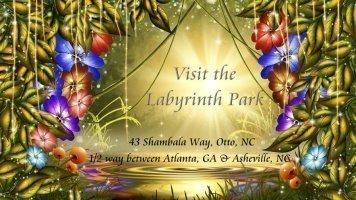 Otto Labyrinth Park and Faerie Forest