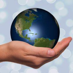 handlling earth
