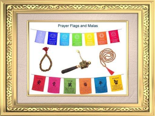 Collection Prayer Flags Small