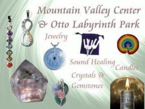 Mountain Valley Center metaphysical shop