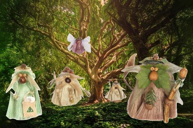 Trolls in the Forest