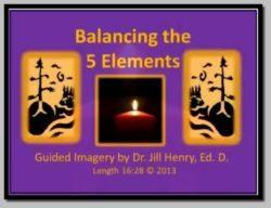 Balancing the 5 elements mp3