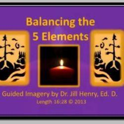 Balancing the 5 elements mp3